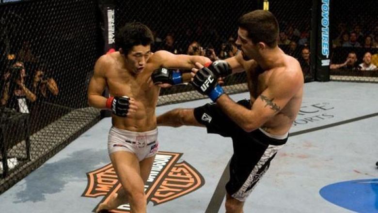 UFC 88 Dong Hyun Kim vs Matt Brown