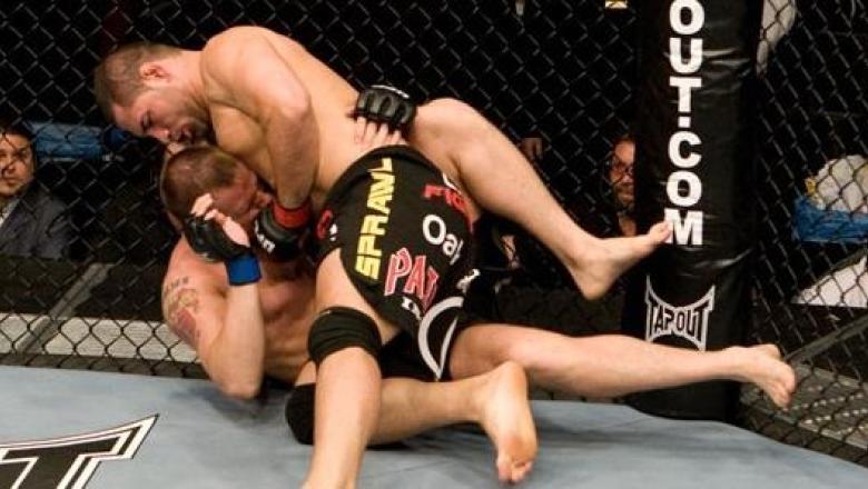 UFC® Silva vs Irvin: Cain Velasquez vs Jake O'Brien