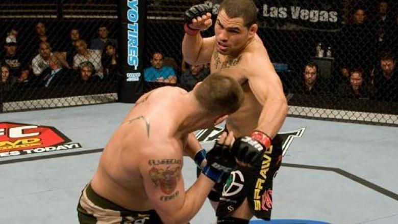 UFC® Silva vs Irvin: Cain Velasquez vs Jake O'Brien