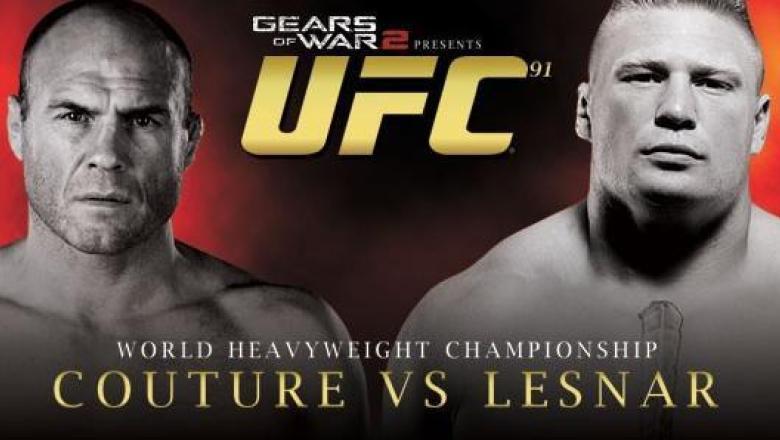 UFC 91 530x370