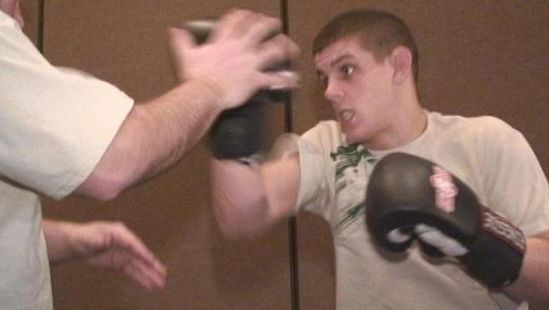 UFC® Fight Night Joe Lauzon Open Workout