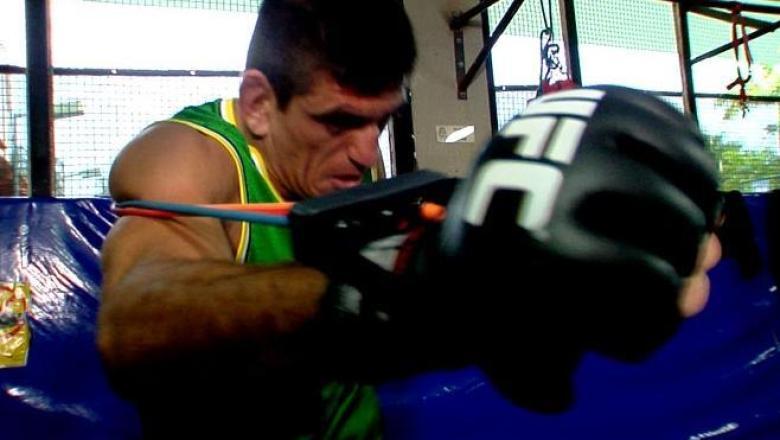 Paulo Thiago Training