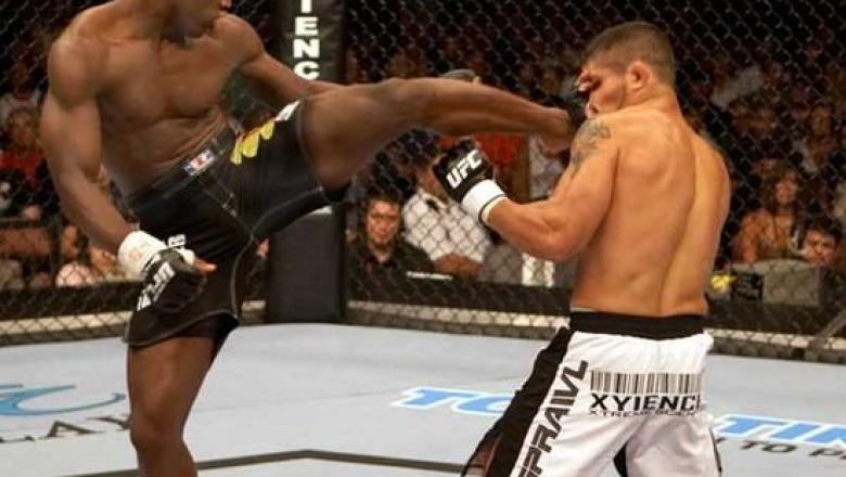 YVES EDWARDS JOE STEVENSON UFC 61
