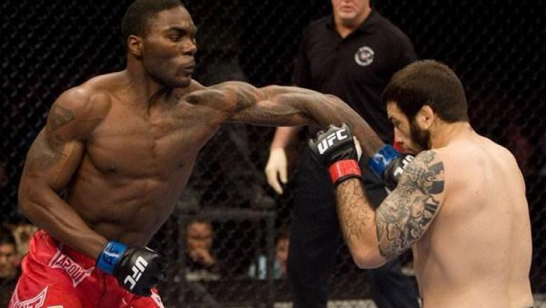 UFC Fight Night Anthony Johnson vs Luigi Fioravanti
