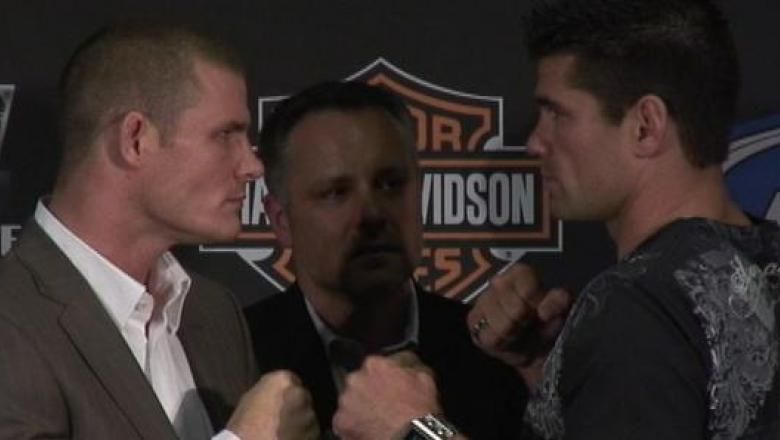 UFC 85 Bisping vs Day Press conference
