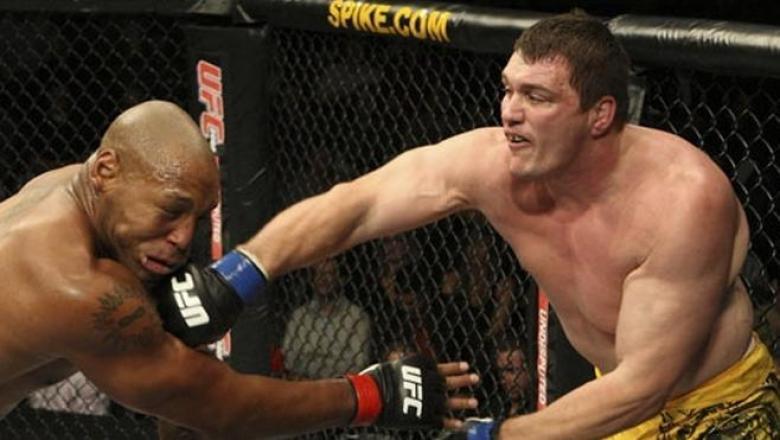 The Ultimate Fighter Finale Matt Mitrione vs Marcus Jones