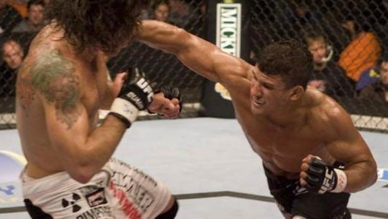 UFC 72 Victory Clay Guida vs. Tyson Griffin
