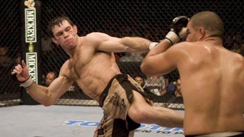 UFC 72 Victory Forrest Griffin vs. Hector Ramirez