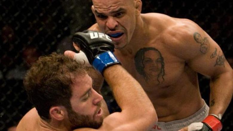 UFC Fight Night Jorge Rivera vs Nissen Osterneck