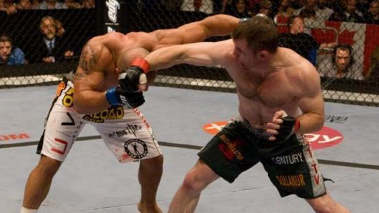UFC 85 Bedlam Thiago Alves vs Matt Hughes