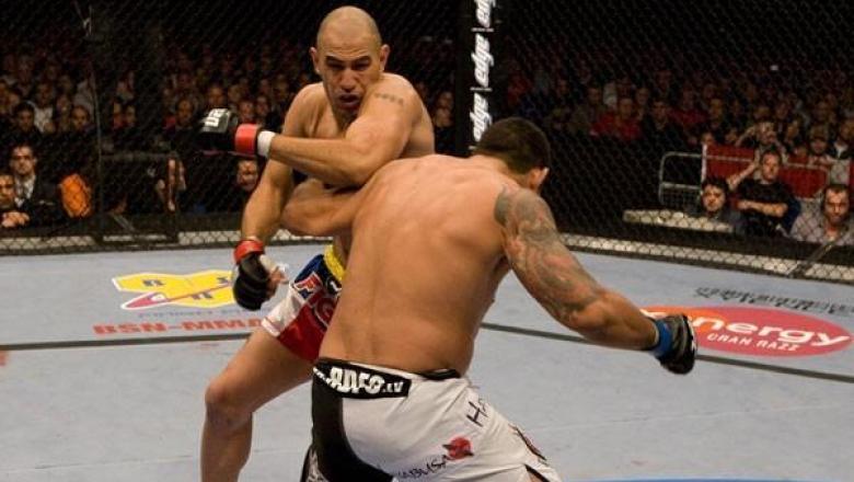 UFC 85 Bedlam Fabricio Werdum vs Brandon Vera