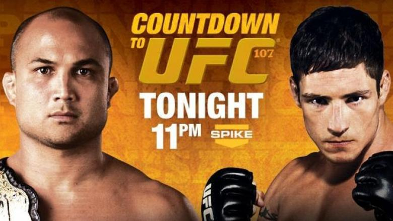 UFC 107 Countdown 658x371 Spike Tonight