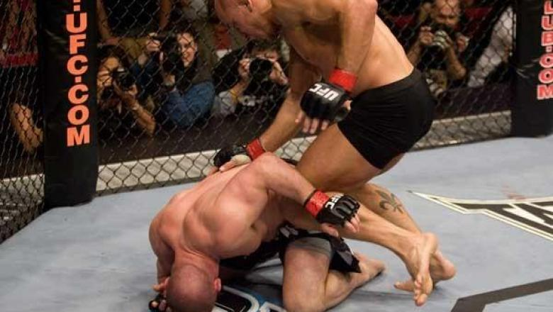UFC 83 Georges St-Pierre vs Matt Serra