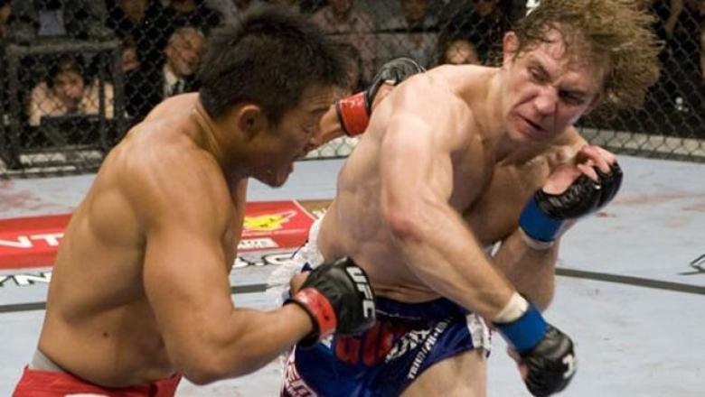 UFC 100 Yoshihiro Akiyama vs Alan Belcher