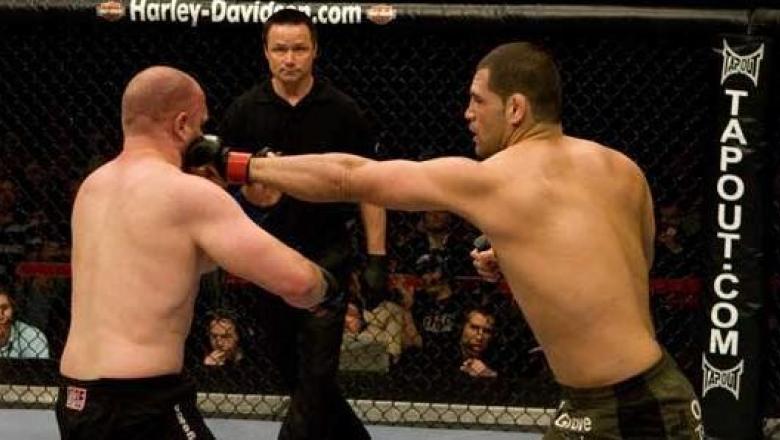 UFC 83 Cain Velasquez vs Brad Morris