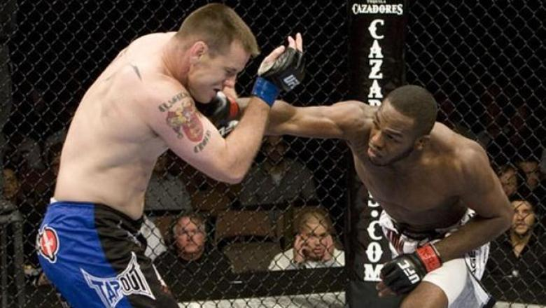 UFC 100 Jon Jones vs Jake O'Brien