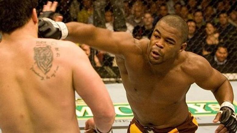 UFN 8 Rashad Evans Vs. Sean Salmon