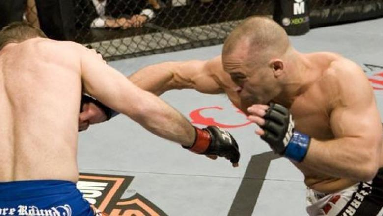UFC 98 Matt Hughes vs Matt Serra