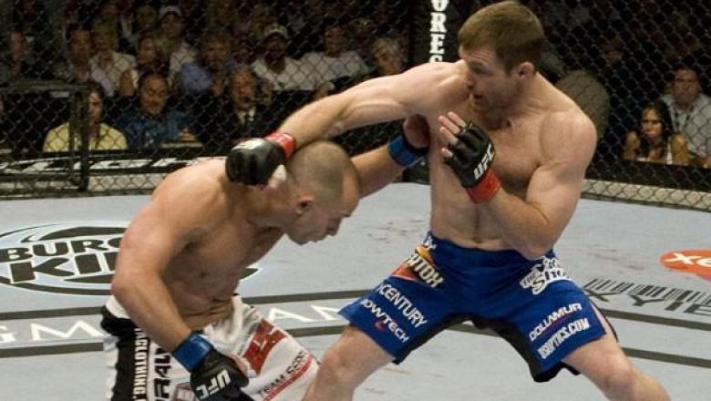 UFC 98 Matt Hughes vs Matt Serra