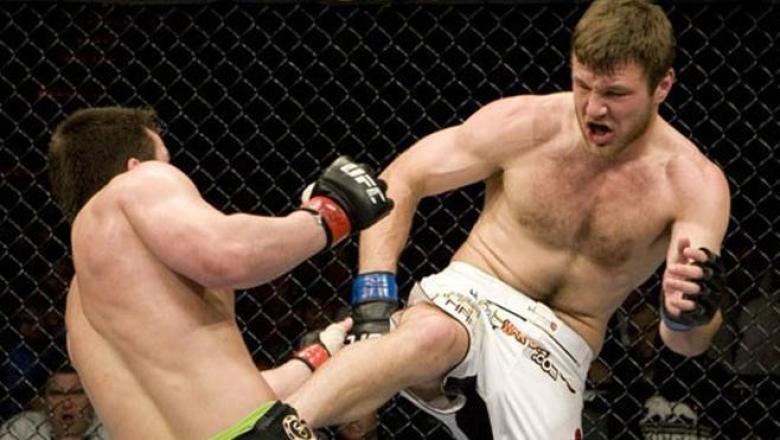 UFC 98 Chael Sonnen vs Dan Miller