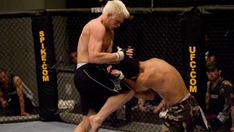 The Ultimate Fighter Episode 01 Junie Browning vs Jose Aguilar