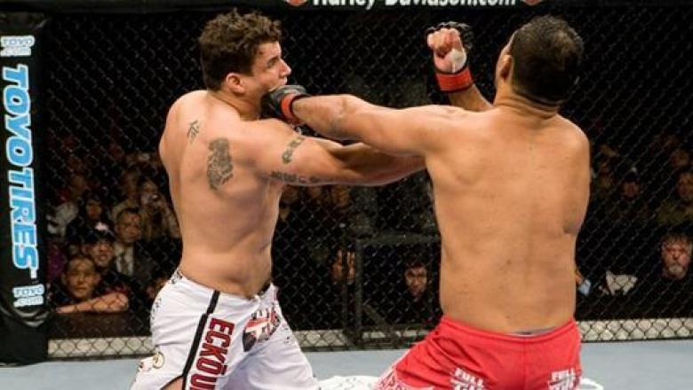 UFC 92 Frank Mir vs Minotauro Nogueira
