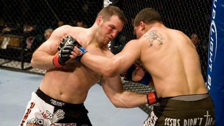 UFC 92 Matt Hamill vs Reese Andy