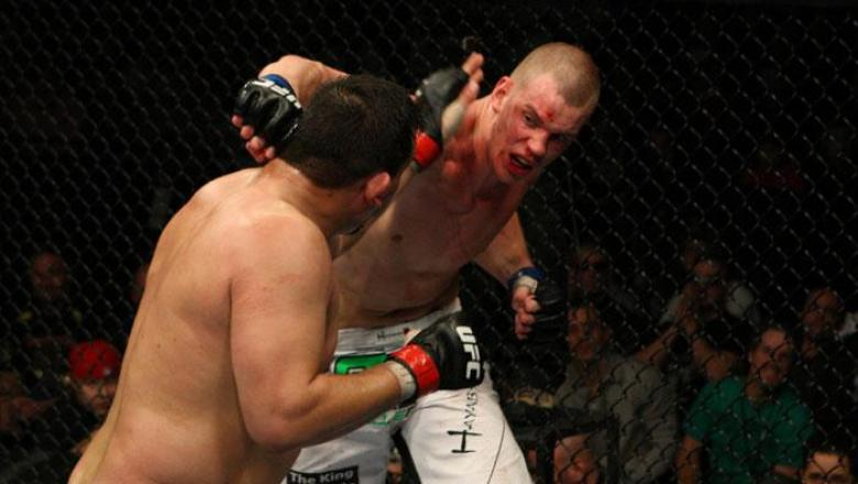 UFC 107 Stefan Struve vs Paul Buentello