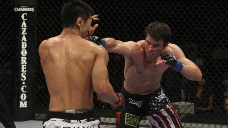 UFC 104 Chael Sonnen vs Yushin Okami