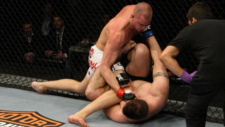 UFC 104 Stefan Struve vs Chase Gormley
