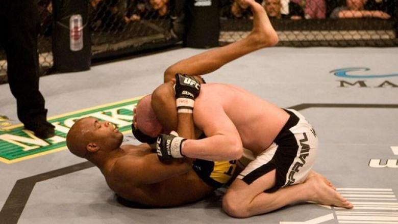 UFC 67 All Or Nothing Anderson Silva Vs. Travis Lutter