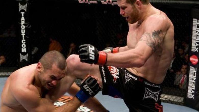 UFC 95 Nate Marquardt vs Wilson Gouveia