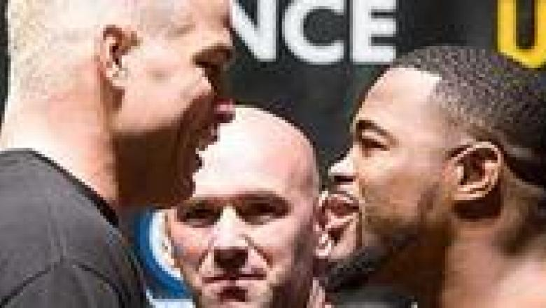 UFC 73 Stacked Weigh-In: Tito Ortiz vs. Rashad Evans