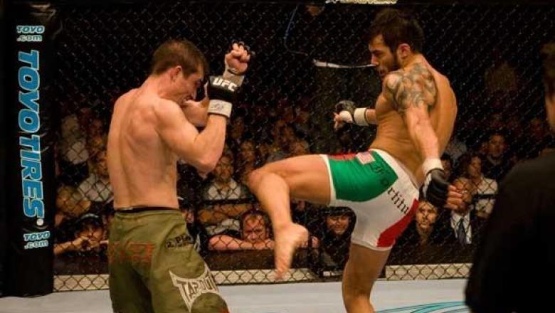 UFC 74: Respect Roger Huerta vs. Alberto Crane