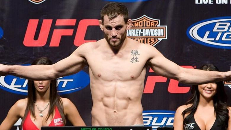 UFC® 87 Weigh-In Jon Fitch