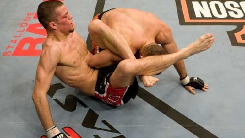 UFC Fight Night Nate Diaz vs Alvin Robinson