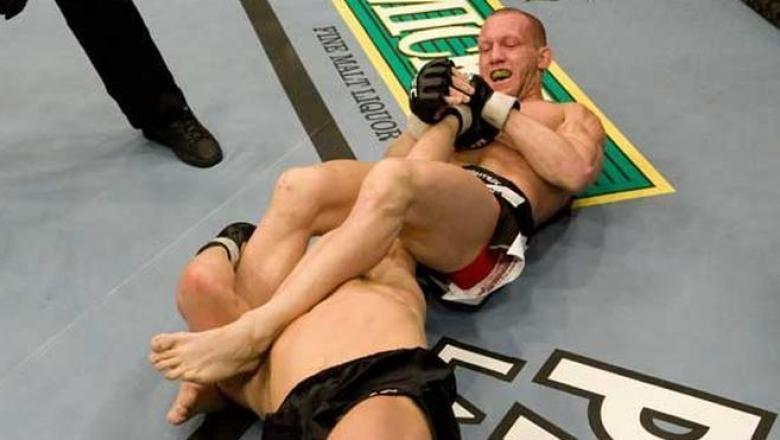 UFC Fight Night Gray Maynard vs Dennis Siver
