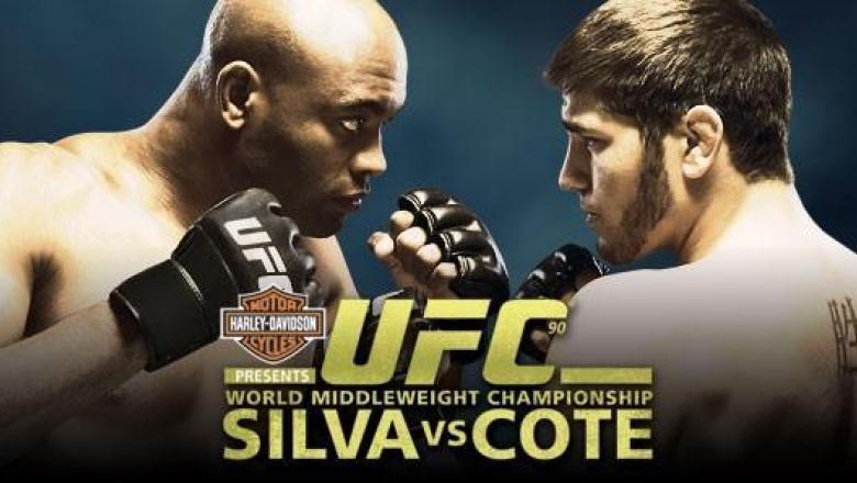 UFC 90 530x370