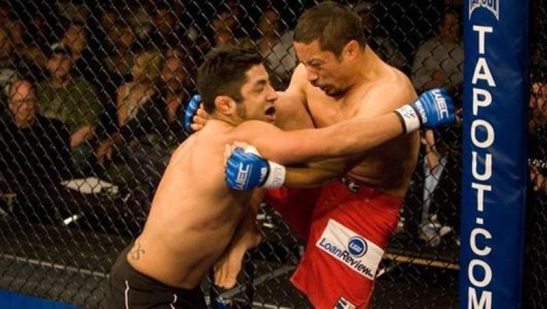 WEC Charlie Valencia vs. Antonio Banuelos