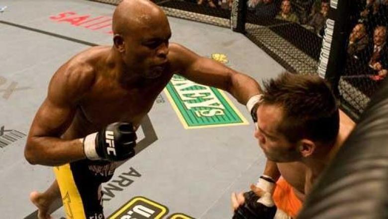 UFC 77 Hostile Territory Anderson Silva vs Rich Franklin