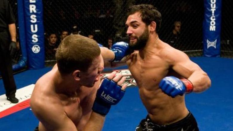WEC Live On Versus 3/1 Johny Hendricks vs Alex Serdyukov