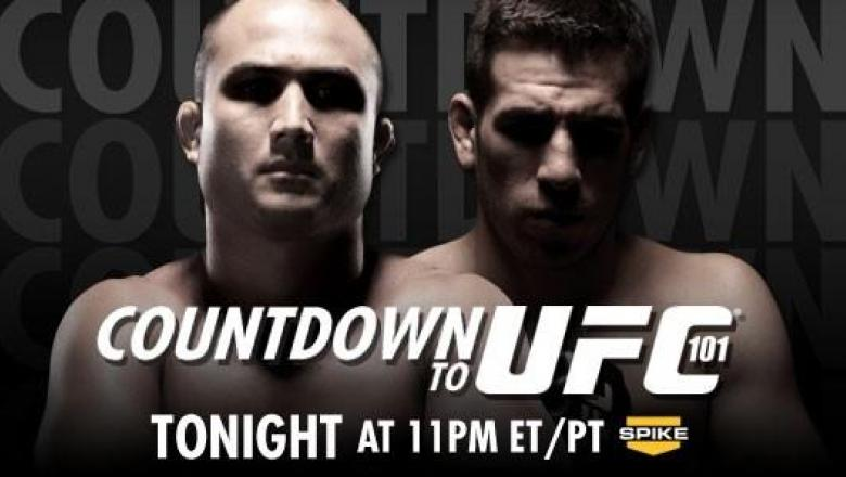 UFC 101 Countdown 530x298 Spike Tonight