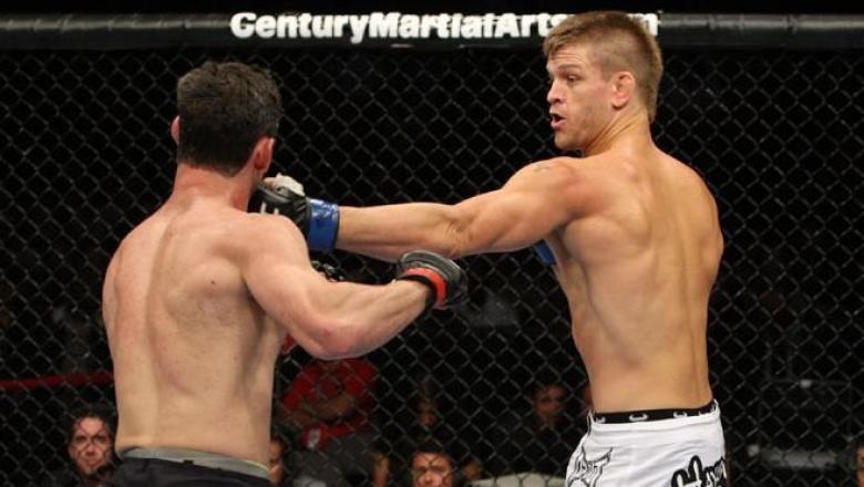UFC Fight Night Mike Pyle vs Chris Wilson