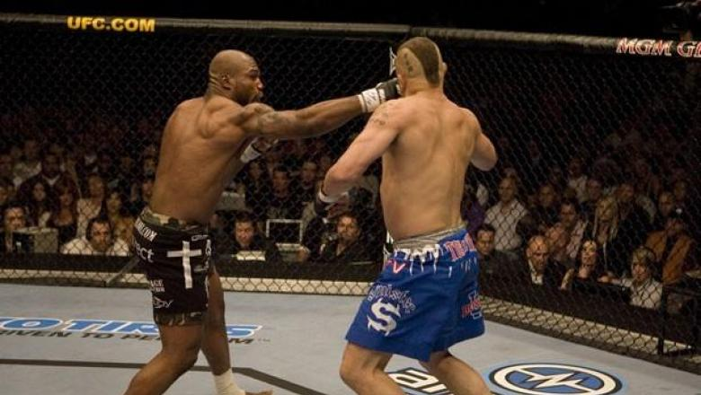 UFC 71 Chuck Liddell vs Rampage Jackson