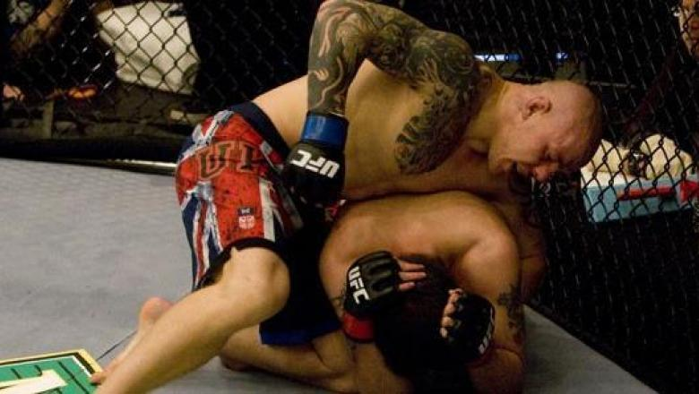 The Ultimate Fighter Episode 11 Ross Pearson vs Jason Dent