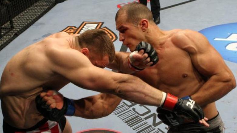 UFC 103 Junior Dos Santos vs Mirko Cro Cop