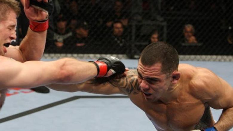 UFC 103 Nik Lentz vs Rafaello Oliveira