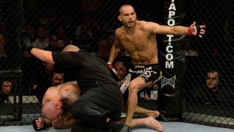 UFC 99 Mike Swick vs Ben Saunders