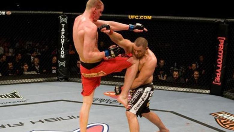 UFC 99 Stefan Struve vs Denis Stojnic