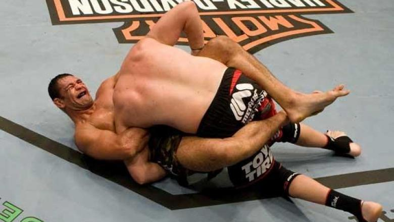 UFC 81 Breaking Point Minotauro Nogueira vs Tim Sylvia